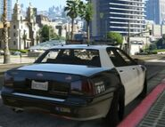 Vapid Police Cruiser - GTA V