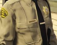 Deputy Kirkman GTAV namebadge