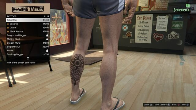 File:Tattoo GTAV Online Male Left Leg Tribal Star.jpg