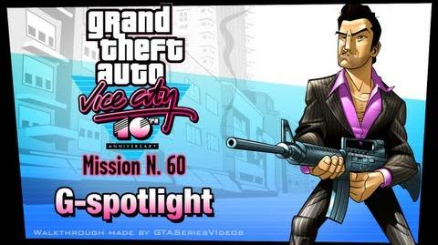 GTA Vice City - iPad Walkthrough - Mission 60 - G-Spotlight