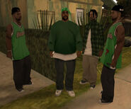 GroveStreetFamilies-GTASA-members