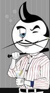 Swingers Mascot