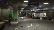 Pillbox Hill Medical Center Destroyed Lobby GTAV
