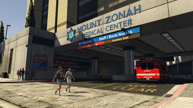 File:Mount Zonah Medical Center.jpg