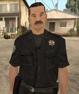 San Fierro cop