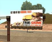 TrueGrimeStreetCleaners-GTASA-billboard