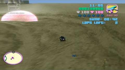 GTA Vice City - Walkthrough - Top Fun - RC Bandit Race