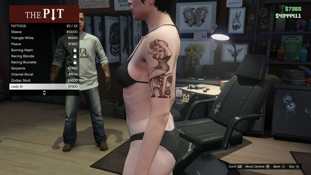 File:Tattoo GTAV-Online Female Left Arm Lady M.jpg