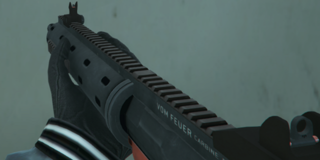 File:Carbine Rifle Orange GTA V.png