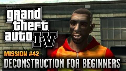 GTA 4 - Mission 42 - Deconstruction for Beginners (1080p)