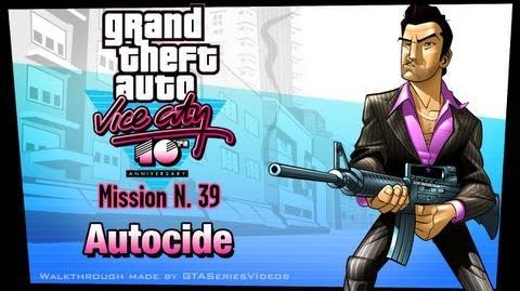 GTA Vice City - iPad Walkthrough - Mission 39 - Autocide