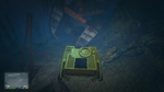 Wreck Container Ship GTAV Midsection