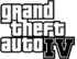GTA IV Logo Transparent