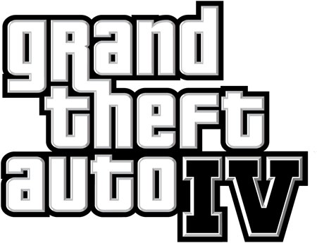 File:GTA IV Logo Transparent.png