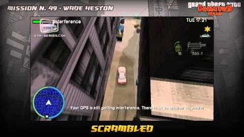 GTA Chinatown Wars - Walkthrough - Mission 49 - Scrambled