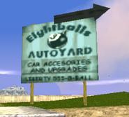 8-Ball-Autoyard-Sign