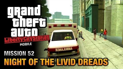 GTA Liberty City Stories Mobile - Mission 52 - Night of the Livid Dreads