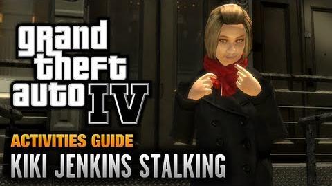 GTA 4 - Kiki Jenkins Stalking