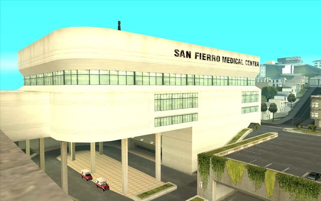 File:San fierro medical 2 - GTA SA.jpg