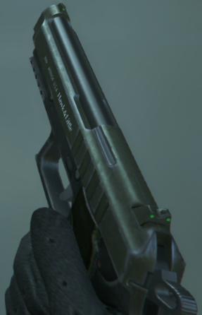 File:Pistol Green GTA V.png