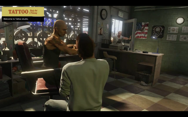 File:GTA V-gameplay-tattoostudio-Trevor-sideview.png