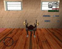 Gym-GTASA-benchpress