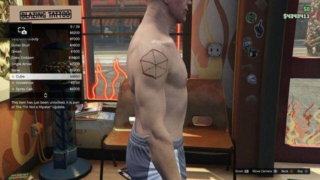 File:Tattoo GTAV Online Male Right Arrm Cube.jpg