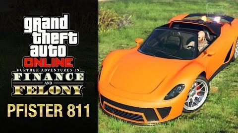 GTA Online Finance & Felony Update - Pfister 811