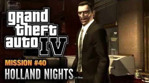 GTA 4 - Mission 40 - Holland Nights (1080p)