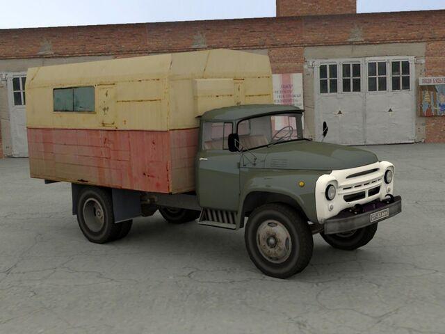 File:GAZ Truck - Criminal Russia.jpg