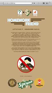 HomeworkFriend