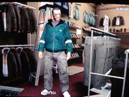 Russian Shop, Fatigues in Green