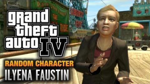 GTA 4 - Random Character 4 - Ilyena Faustin (1080p)