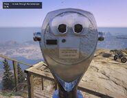 Binoculars GTAV Chiliad Telescope