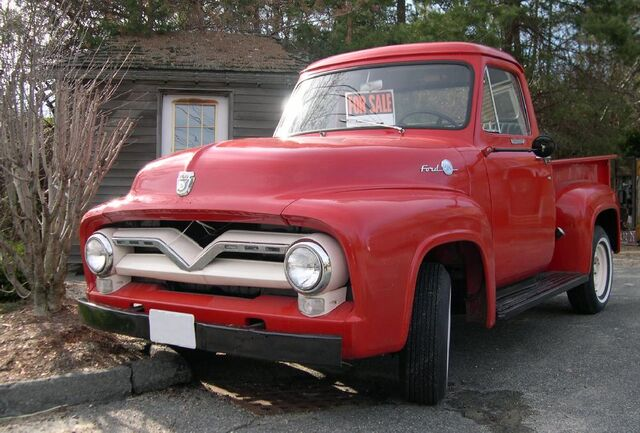 File:1955 Ford F-100 front.jpg