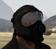 Gas Mask Michael GTA V