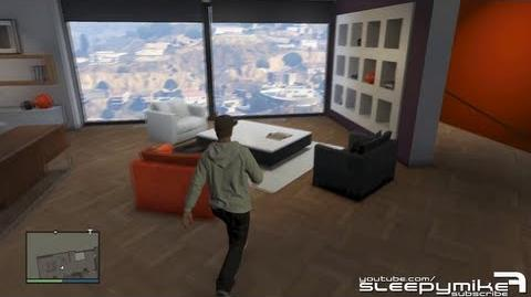 GTA V Online - Most Expensive Apartment