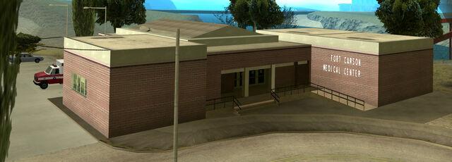 File:Fort Carson Medical Center.jpg