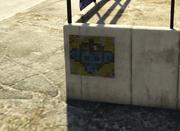 Monkey Mosaics GTAVe ElBurro blue