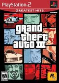 Gta 3 USA art