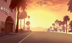 Vinewood-Streets-Background
