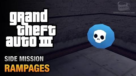 GTA 3 - Rampages