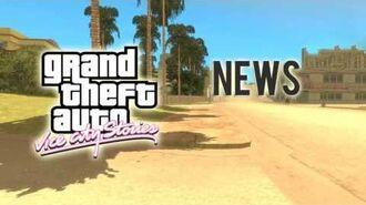 GTA VCS News
