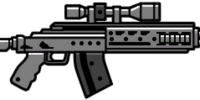 Marksman Rifle