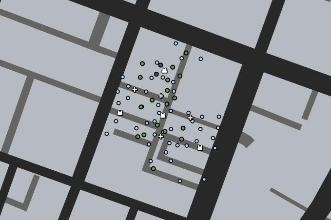 Downtown Deathmatch GTAO Map
