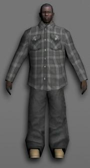 GTA SAS Brian Johnson