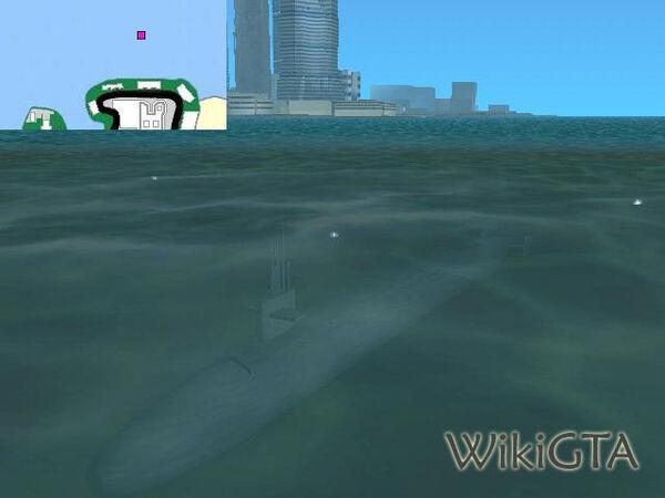 EE submarine