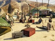 Hippie-Get Together-GTAV