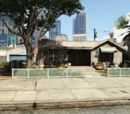 Safehouses in GTA V