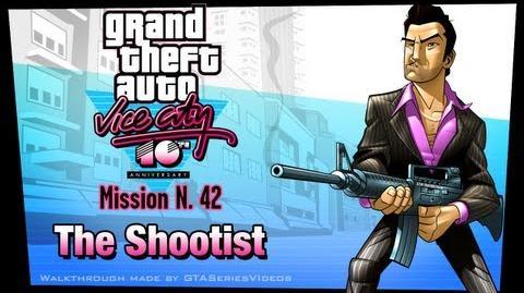GTA Vice City - iPad Walkthrough - Mission 42 - The Shootist